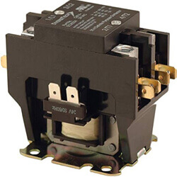 2 Pole Definite Purpose Contactor (120 Vac, 25 Amp) Product Image