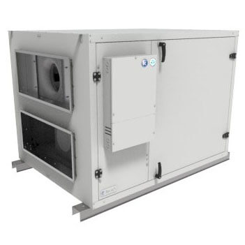 ECHO Series Light Commercial Heat Recovery Ventilator, 2800 CFM Product Image