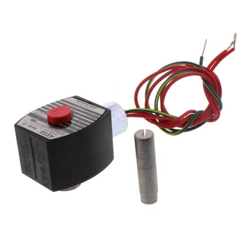 2W Pull-Type Solenoid Air and Water Valve Product Image