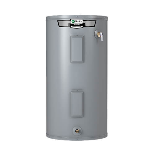 50 Gallon ProLine Electronic Thermostat Commercial Grade Residential Electric Water Heater - Short Model Product Image