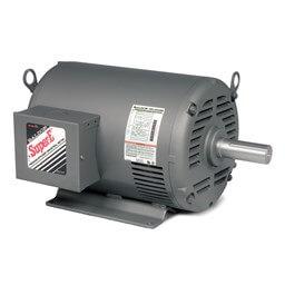 5 HP 208-230/460v General Purpose HVAC Motor, 3 PH, 1800 RPM, 184T Frame, OPSB Product Image