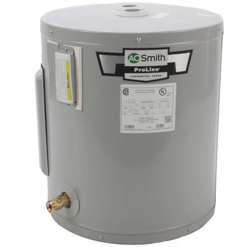 10 Gallon ProLine Compact Residential Electric Water Heater (240V, 6000W) Product Image
