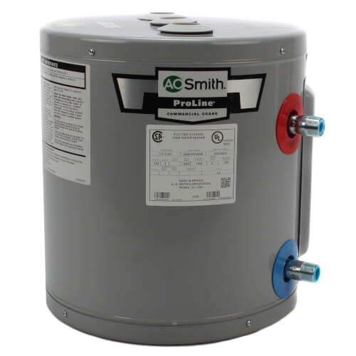 6 Gallon ProLine Compact Residential Electric Water Heater Product Image