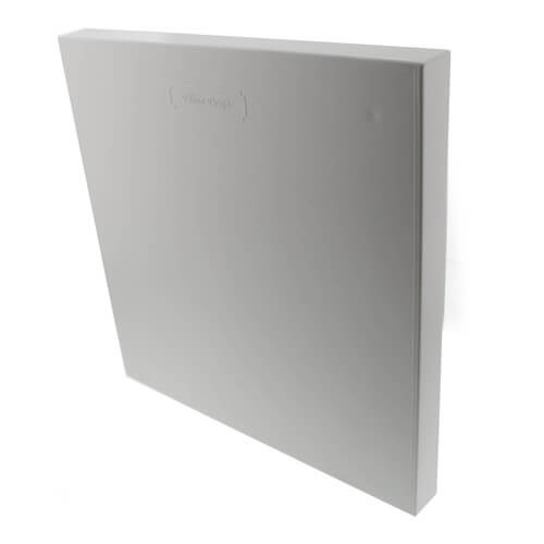 """10-3/4"""" x 10-3/4"""" (Overall Size) Insulated Magnetic Cover for Steel Registers & Vents Product Image"""