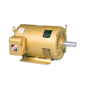 5 HP 230/460v Shaft Grounding Motor, 1750 RPM, 3 PH, 184T, 3640M, OPSB, F1 Product Image