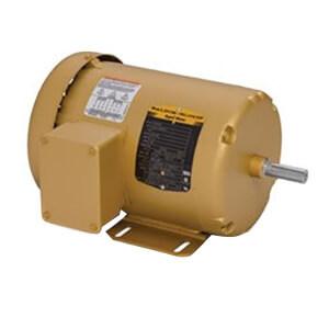 1 HP 230/460v General Purpose Motor, 1760 RPM, 3 PH, 56, 3520M, TEFC, F1, N Product Image