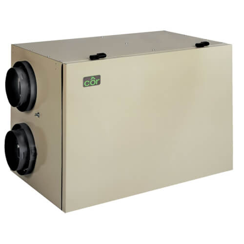 Cor LHB Energy Recovery Ventilator, 200 CFM Product Image