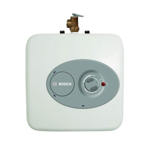 ES8 Tronic 3000T Ariston Point-of-Use Electric Mini-Tank Water Heater Product Image