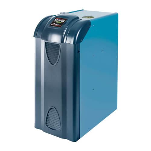ESC6C, 113,000 BTU Output Cast Iron Gas Boiler, NG (High Altitude) Product Image