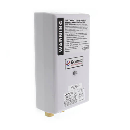 EX012240T Thermostatic Electric Tankless Water Heater Product Image