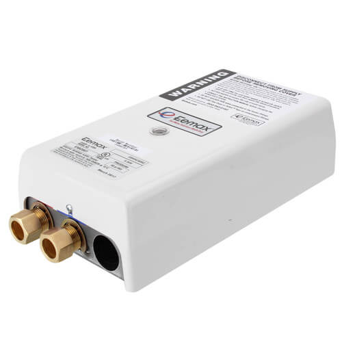 EX8208T Thermostatic Electric Tankless Water Heater Product Image
