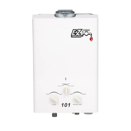 EZ 101 Tankless Water Heater (LP) Product Image