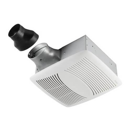 EZFit Ventilation Fan, 1.1 Sones (80 CFM) Product Image