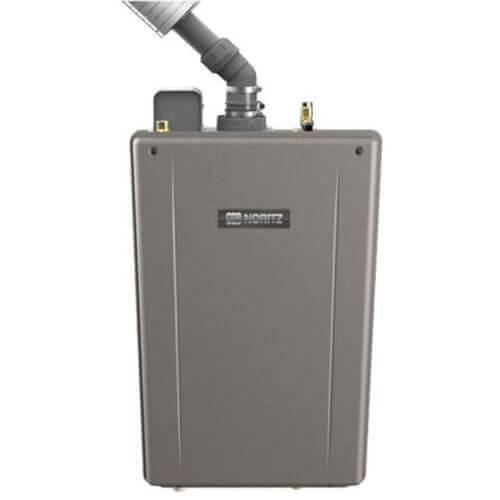 EZTR75 199,000 BTU Multi Vent Condensing Tankless Water Heater Bundle Pack (NG) Product Image