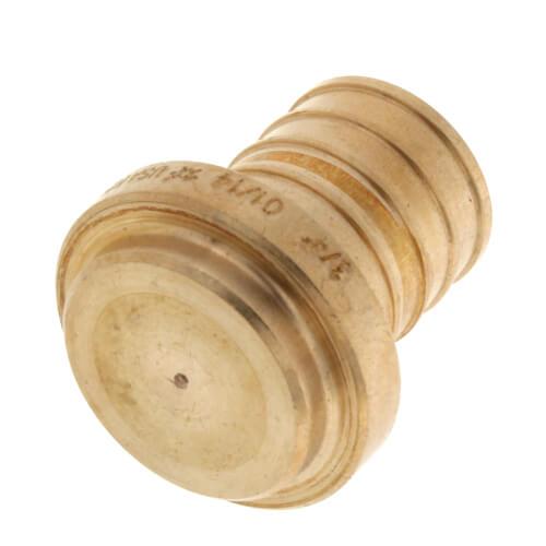 """3/4"""" F2080 PEX Plug (Lead Free) Product Image"""