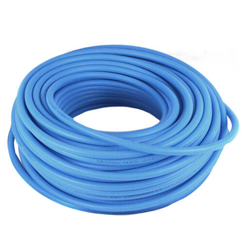 "1/2"" Blue Pre-sleeved Aquapex Tubing (400 ft. coil) Product Image"