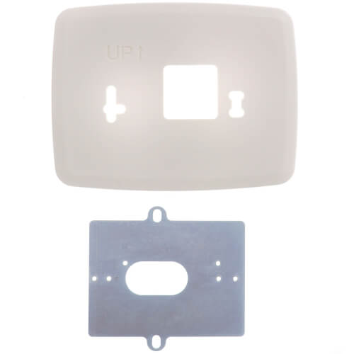 NEW Wallplate For 90 and 80 Series Blue Thermostats Product Image