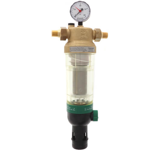 "1/2"" Sediment Removal Water Filter (Plastic) Product Image"