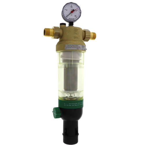 "3/4"" Sediment Removal Water Filter (Plastic) Product Image"