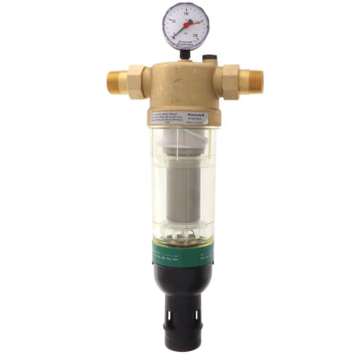 "1"" Sediment Removal Water Filter (Plastic) Product Image"