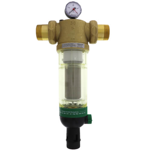 """2"""" Sediment Removal Water Filter (Plastic) Product Image"""