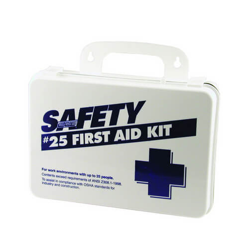 25-Unit First Aid Kit Product Image