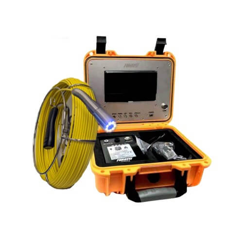 Basic Portable Sewer/Drain Camera w/ 130' Cable Product Image