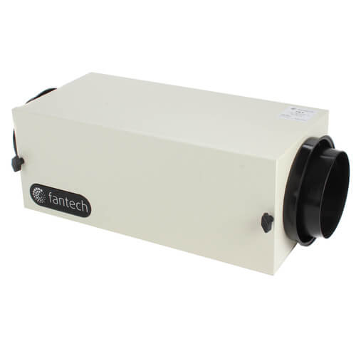 "FB6 In-Line Filter Box w/ MERV 13 Filter, 6"" Duct Product Image"