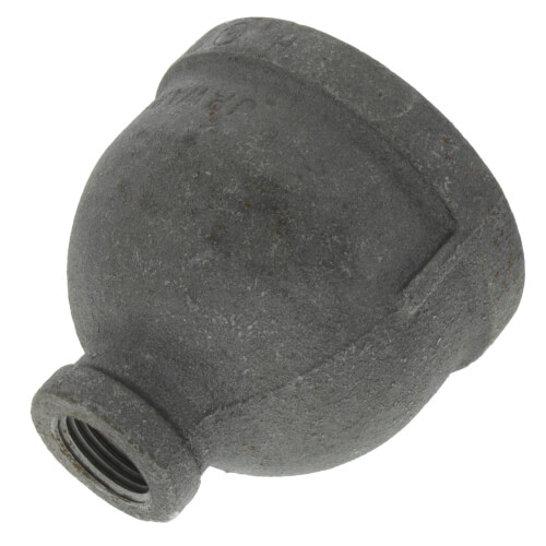 "2"" x 1/2"" Black Coupling Product Image"