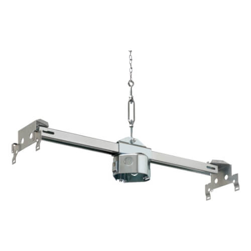 Steel Fan & Fixture Box Kit for Suspended Ceilings Product Image