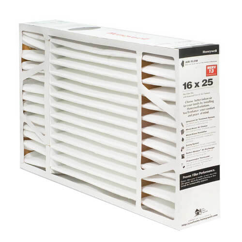 """16"""" x 25"""" Charged Media Air Filter Product Image"""