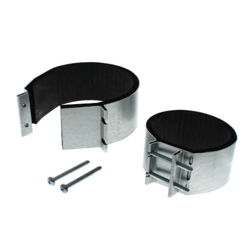 """FC4 Mounting Clamp for Round 4"""" Duct (Pair) Product Image"""