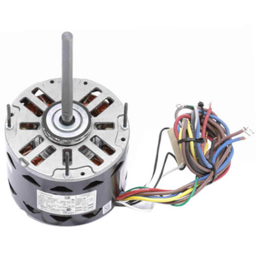 "5-5/8"" 3-Speed High Efficiency Indoor Blower Motor (208-230V, 1625 RPM, 1/4 HP) Product Image"