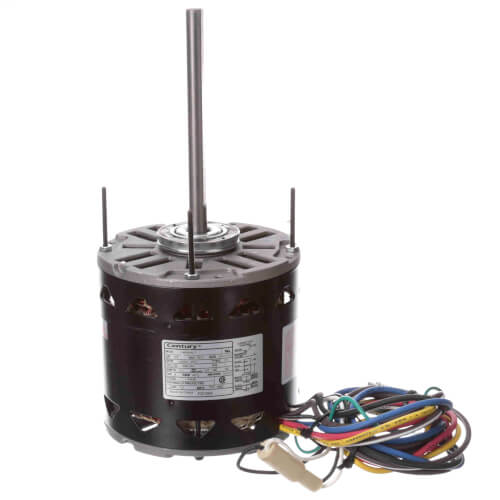 """5-5/8"""" 3-Speed High Efficiency Indoor Blower Motor (208-230V, 1625 RPM, 1/2 HP) Product Image"""