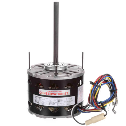 """5-5/8"""" 3-Speed Indoor Blower Motor (115V, 1625 RPM, 1/3 HP) Product Image"""