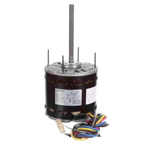 """5-5/8"""" 3-Speed High Efficiency Indoor Blower Motor (115V, 1625 RPM, 1/2 HP) Product Image"""