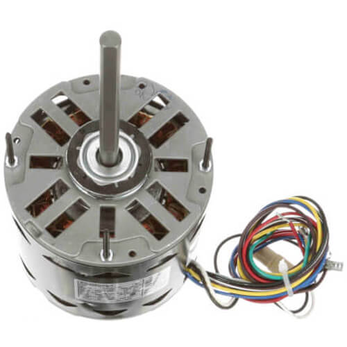 """5-5/8"""" 3-Speed High Efficiency Indoor Blower Motor (115V, 1075 RPM, 1/2 HP) Product Image"""