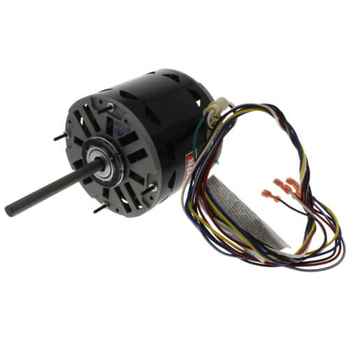 "5-5/8"" PSC Motor, 1/2 - 1/6 HP, 1075 RPM, Reversible (115V) Product Image"