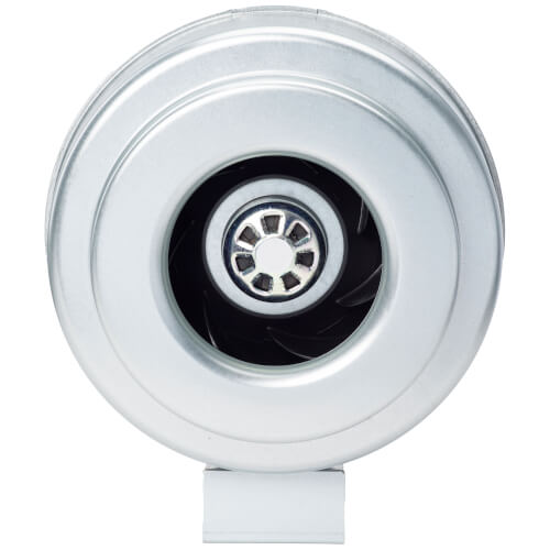 """FG Series Round Inline Exhaust Fan, 10"""" Duct, EC Motor (513 CFM) Product Image"""