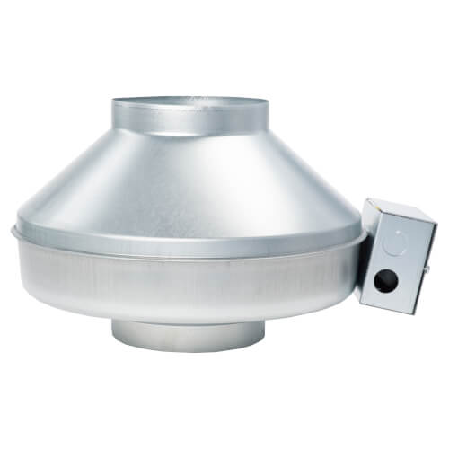 """FG Series Round Inline Exhaust Fan, 6"""" Duct, EC Motor (363 CFM) Product Image"""