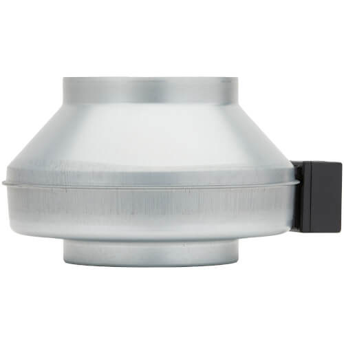 "FG Series Round Inline Exhaust Fan, 8"" Duct (461 CFM) Product Image"