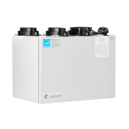 FLEX 100H ES Heat Recovery Ventilator w/ TurboTouch (104 CFM) Product Image