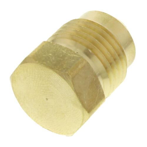 "3/8"" Brass Flare Plug Product Image"