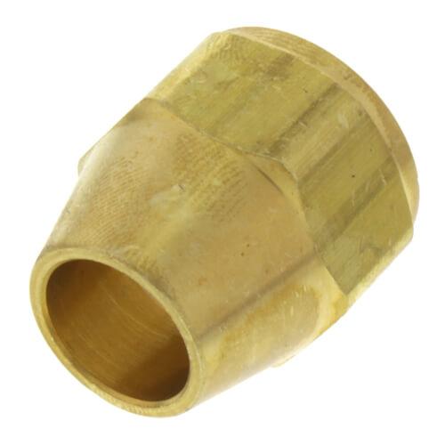 "1/2"" Brass Short Flare Nut Product Image"
