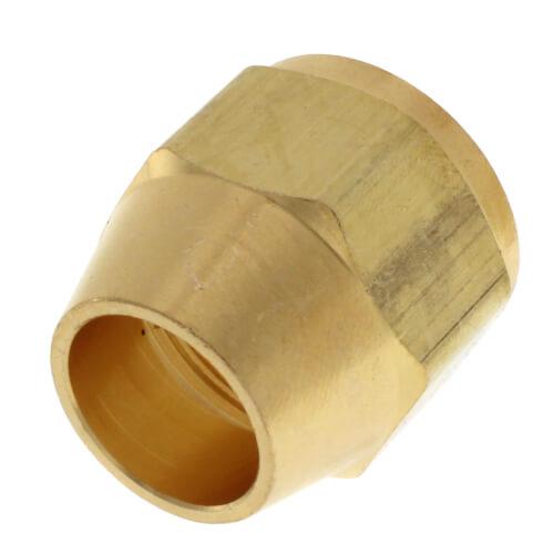 "5/8"" Brass Short Flare Nut Product Image"