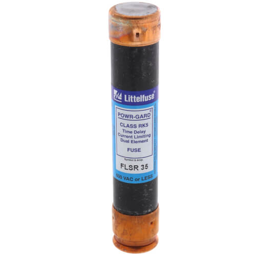 35 Amp Dual-Element Time Delay, Class RK5 Power Fuse (600V) Product Image