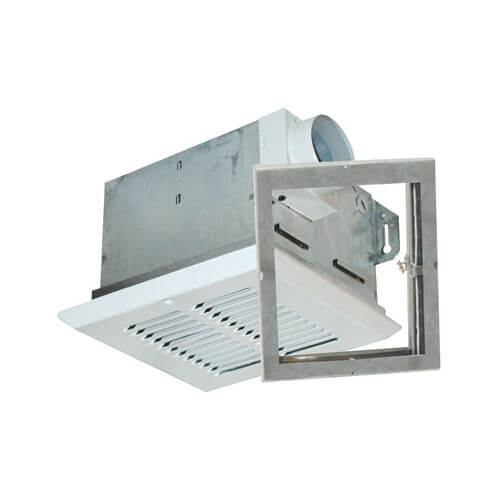 "FRAK100D Energy Star Fire Rated Exhaust Fan 4"" (100/50 CFM) Product Image"