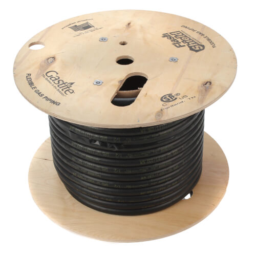 """1/2"""" FlashShield+ Corrugated Stainless Steel Tubing (125 ft Coil) Product Image"""