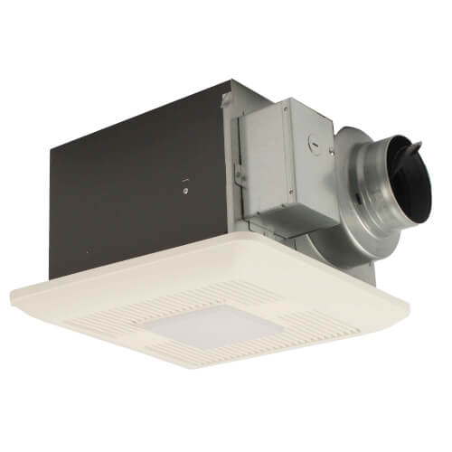 Fv 0511vql1 Panasonic Fv 0511vql1 Whisperceiling Dc 50 80 110 Cfm Ceiling Ventilation Fan W Led Light