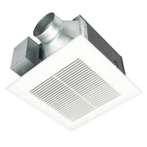Bathroom Exhaust Fan 50 Cfm: WhisperCeiling 50 CFM